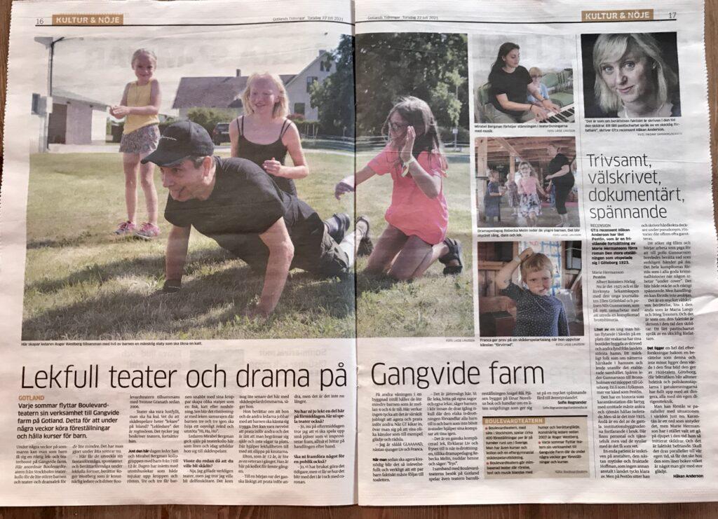 GT artikel